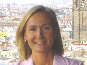 María Ángeles Esteller Ruedas, concejal de oposición en el Ayuntamiento de Barcelona