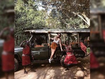 Dulceida en África