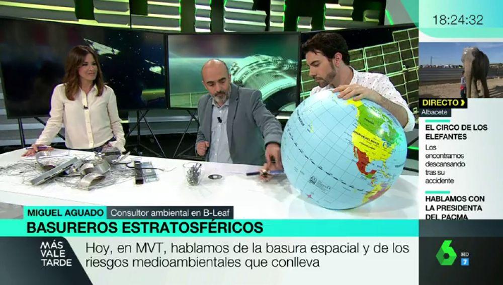 Miguel Aguado, consultor ambiental
