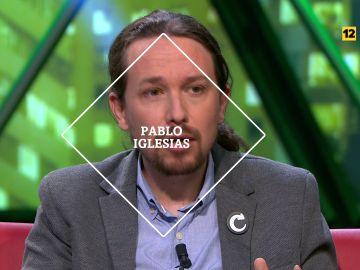 Pablo Iglesias, en laSexta Noche