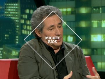 Miguel Ríos, en laSexta Noche