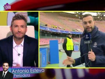 Frank Blanco entrevista a Antonio Esteva
