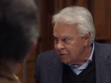 Felipe González vuelve a hablar con Jordi Évole en Salvados, este domingo en laSexta