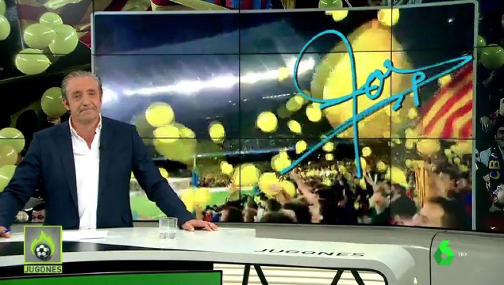 """""""El fútbol ha vuelto a ganar a la política. La campañita de los globos fue un fracaso"""""""