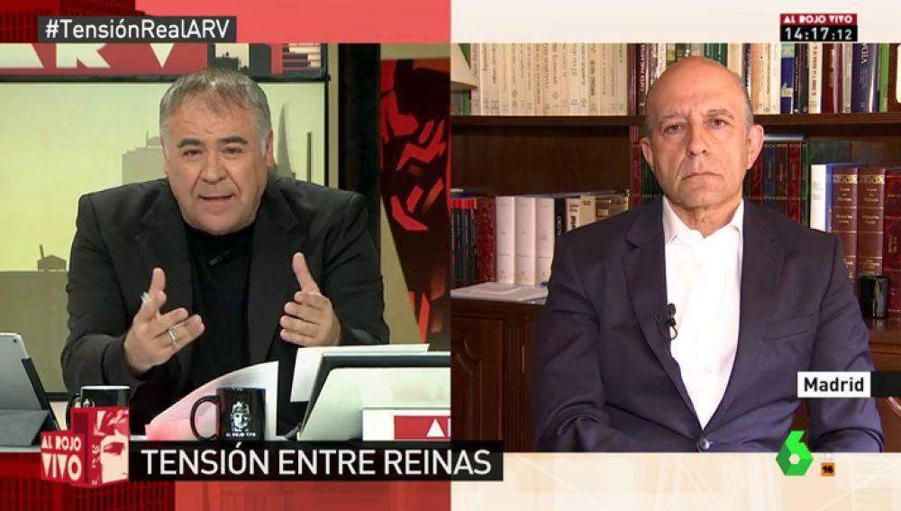 José Antonio Zarzalejos, periodista y analista de laSexta