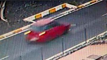 El coche con el que asesinaron al menor fallecido en Adeje