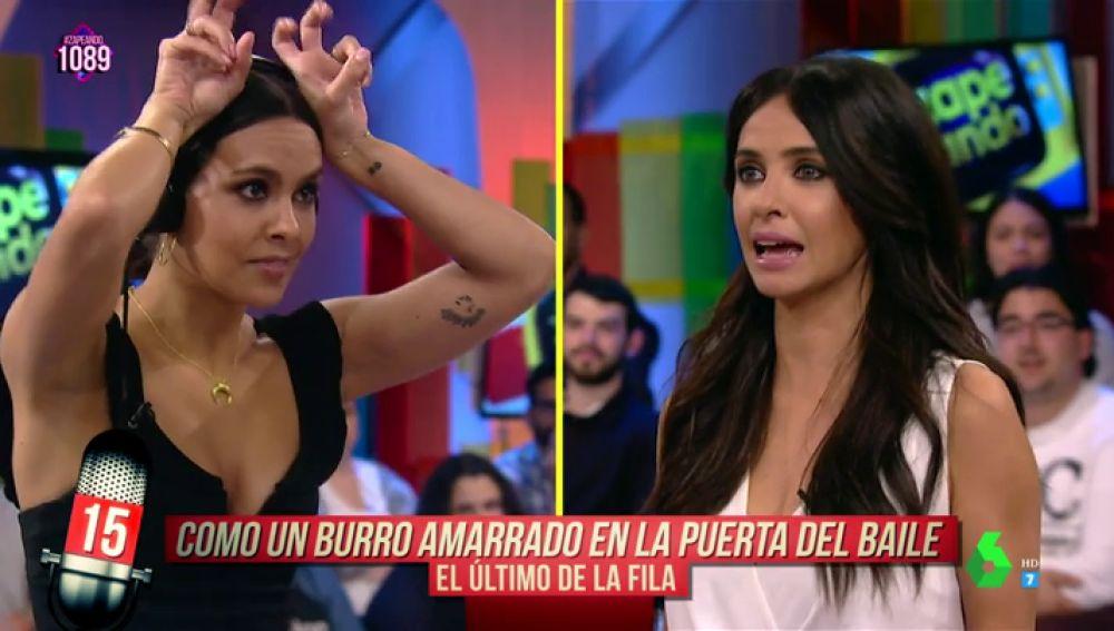 Cristina Pedroche y Paula Prendes