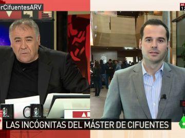 El portavoz de Ciudadanos en la Asamblea de Madrid Ignacio Aguado