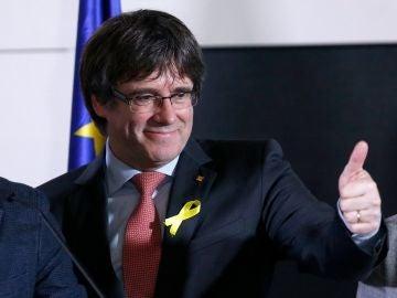 Carles Puigdemont, expresident de la Generalitat