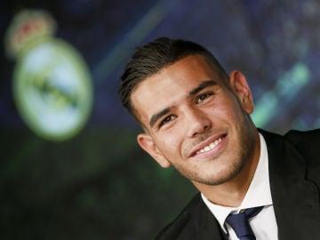 Theo habla sobre el derbi ante el Atlético