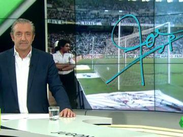 """""""Figo quiso el dinero. Paulo Futre prefirió el escudo. Dos maneras de entender la felicidad"""""""