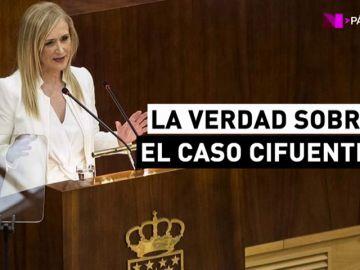 Te resumimos en dos minutos lo que se conoce hasta ahora sobre el polémico máster de Cristina Cifuentes en la Universidad Rey Juan Carlos de Madrid