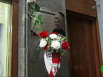 Homenaje a Íñigo Cabacas