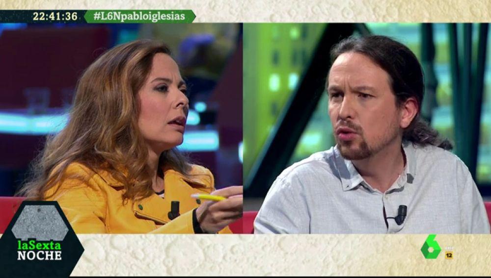 """Iglesias, sobre Cataluña: """"Hace falta un Gobierno que solucione las cosas con política, y no a lo bruto"""""""