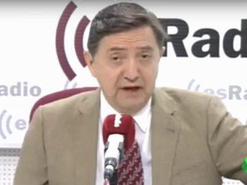 """La policía alemana tiene en su poder las violentas declaraciones de Jiménez Losantos tras la liberación de Puigdemont: """"Un juez 'nazi-rojo' nos ha tratado como los camareros de Mauritania"""""""