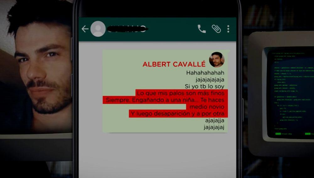 Sin estudios y viviendo de las estafas que comete: así es Albert Cavallé, un 'scammer' denunciado por decenas de mujeres