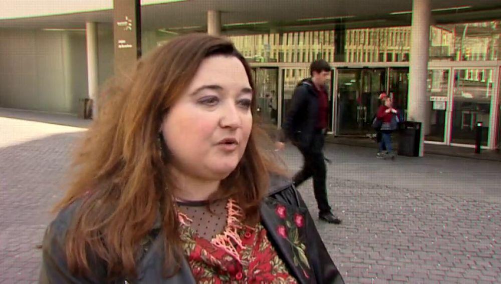 """Vanessa González, exabogada de la familia de Caroline del Valle: """"Los Mossos tenían que haber colaborado más"""""""