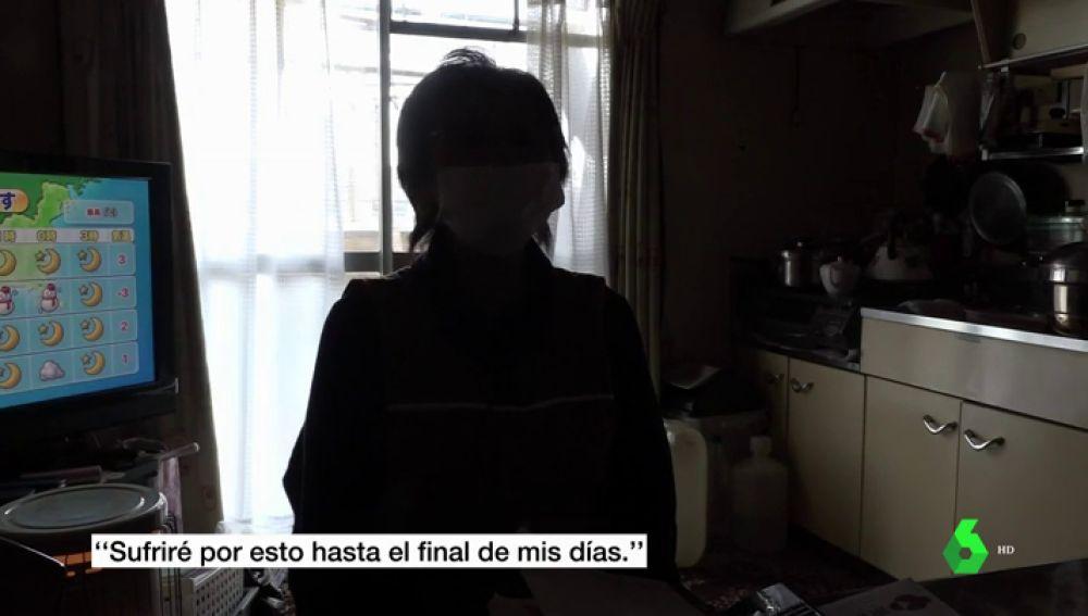 Junko Iizuka, víctima de esterilización forzada