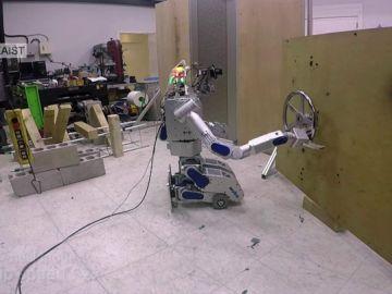 La imagen de un robot