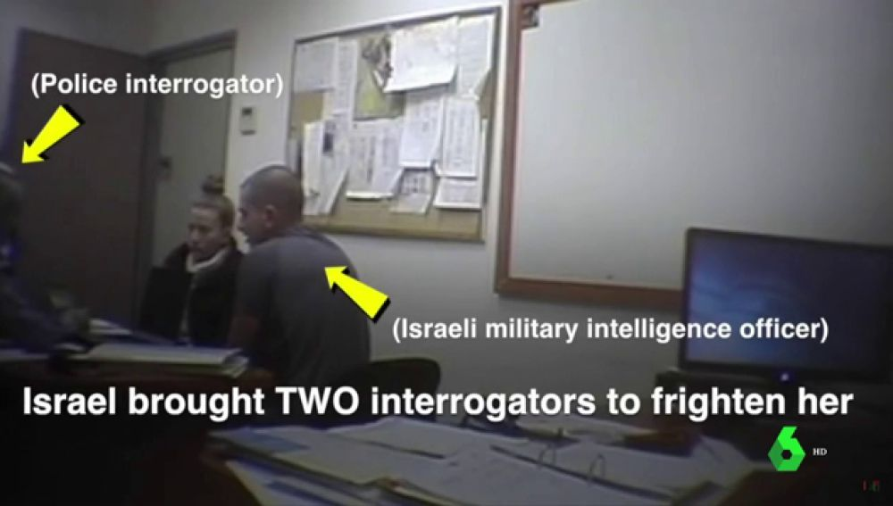 """El padre de la heroína palestina Ahed Tamimi denuncia """"acoso físico y psicológico"""" en los interrogatorios a su hija"""