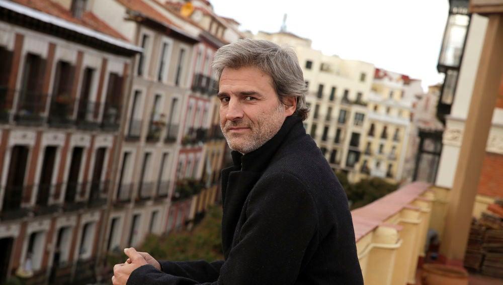 El actor Alberto San Juan