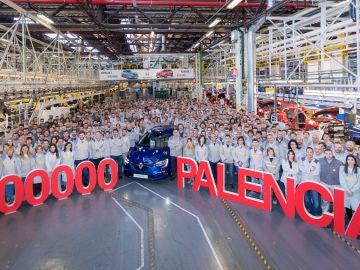 7 millones de coches: el éxito de Renault Palencia