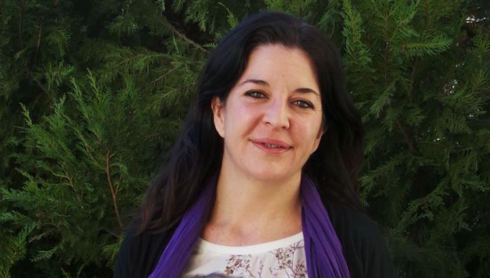 Laura Nuño en una imagen de archivo