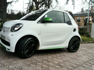 Smart Fortwo ED Ushuaia Limited Edition 2018