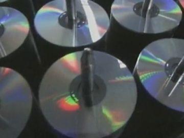 ¡Salva tus CD's, mételos en la nevera!