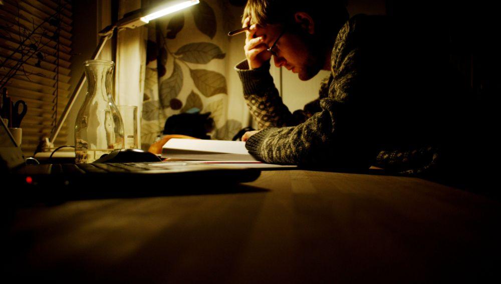 Estudiar es duro