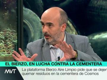 Miguel Aguado, consultor medioambiental