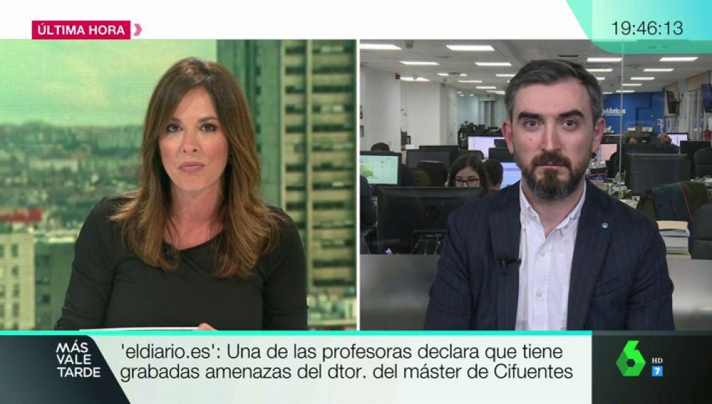 El director de 'eldiario.es' Ignacio Escolar