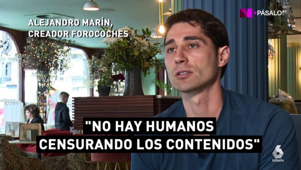 """El creador de Forocoches desvela el secreto de su éxito: """"No hay humanos censurando el contenido"""""""