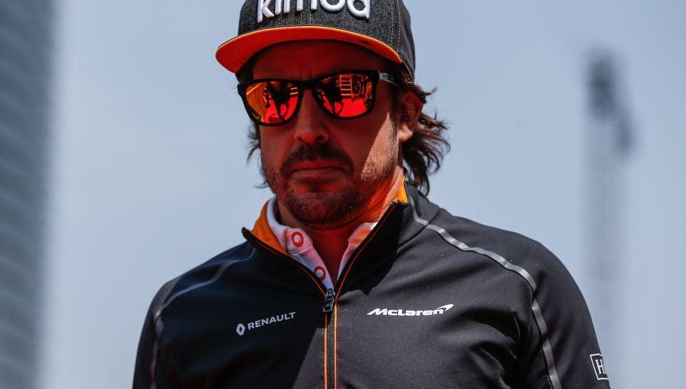 Fernando Alonso correrá las 24 Horas de Le Mans