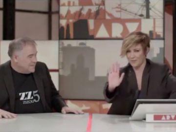"""¿Más periodismo? Cristina Pardo es más de """"'Liarla Pardo', resacón en laSexta"""""""