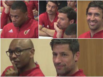Baptista, Senna, Xabi Alonso... Jugadores que pasan a ser entrenadores