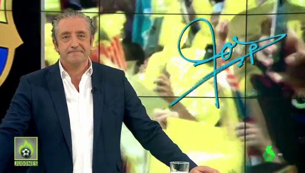 """""""Si el Barça va de amarillo, sería un bonito homenaje a Villarreal, Cádiz y UD Las Palmas"""""""