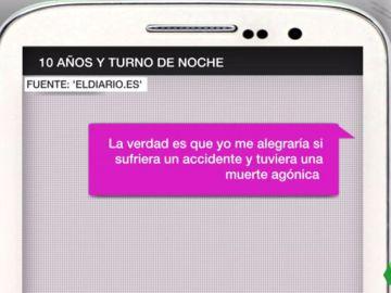 Chat de policías contra Manuela Carmena