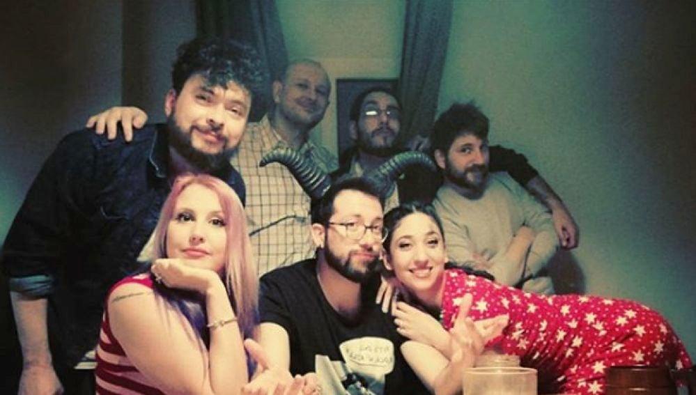 El equipo de Rolazo TV