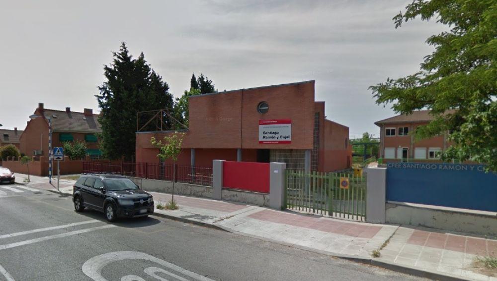 Colegio de educación especial Ramón y Cajal Getafe