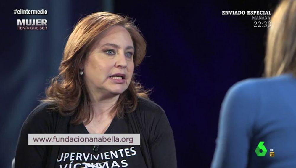 """Ana Bella Estévez, tras sufrir malos tratos: """"Que no me digan más que soy una víctima. Soy una superviviente, una mujer fuerte"""""""