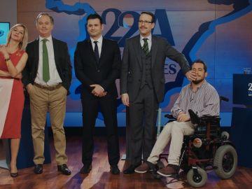 Iñaki López en Cuerpo de Élite