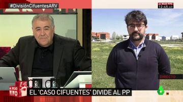 El profesor de Ciencias de la Salud de la URJC, Jesús Esteban Hernández