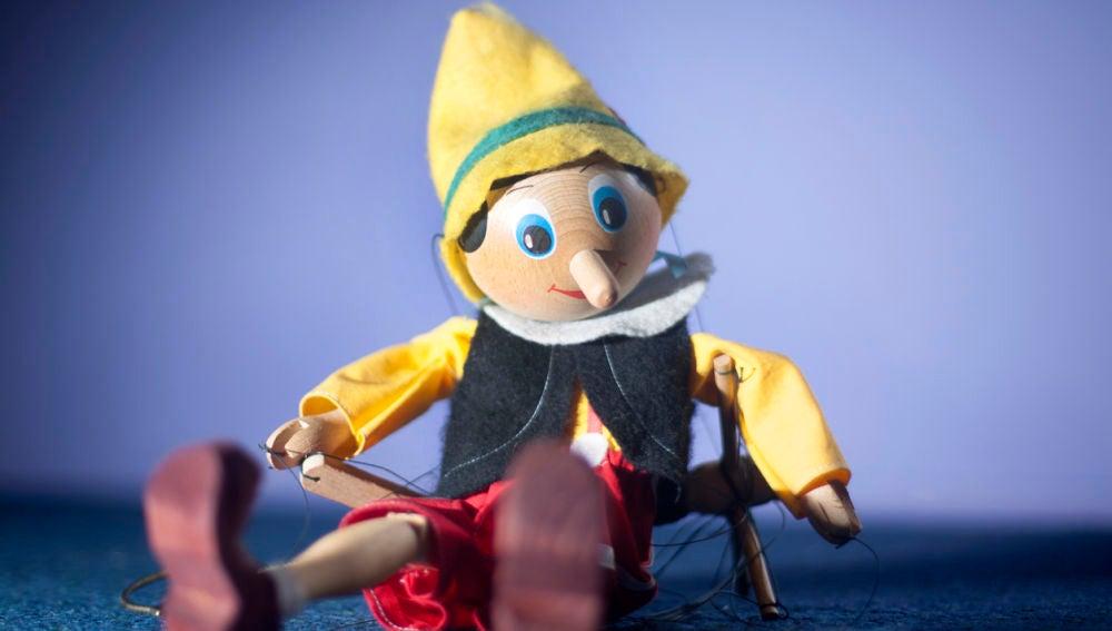 Las mentiras de Pinocho