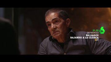 Uno de los autores confesos de su muerte del asesinato de Santiago Brouard, en Salvados