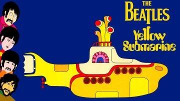 Submarino amarillo de The Beatles