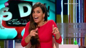 Cristina Pedroche se atreve a cantar el Europe's living a celebration en hasta cuatro idiomas