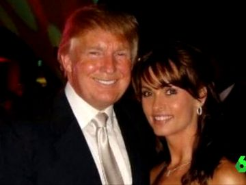 Donald Trump y Karen McDougal