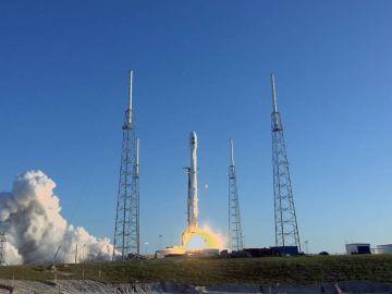 Lanzamiento del satélite TESS