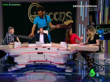 La riña de Cristina Pedroche a Anna Simon tras su lapsus con el horario de El Intermedio